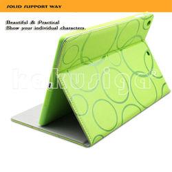Kaku professional new design smart leather for ipad mini/for ipad mini 2 shell case