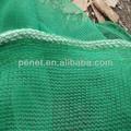 chenshengสุทธิhdpeสีเขียวเข้มตาข่ายนั่งร้านที่ใช้ในการก่อสร้าง