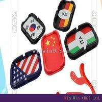 2014 HOT sales Powerful Silica Gel Magic Sticky Pad Anti-Slip Non Slip Mat for Phone PDA mp3 mp4 Car Multicolor