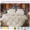 Classic Luxury 100% white Goose Down Comforter/White Goose Down Quilt/White Goose Down Duvet
