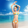 <OEM&ODM> 2015 sexy school girl costume bikini open hot sexy girl swimwear photo