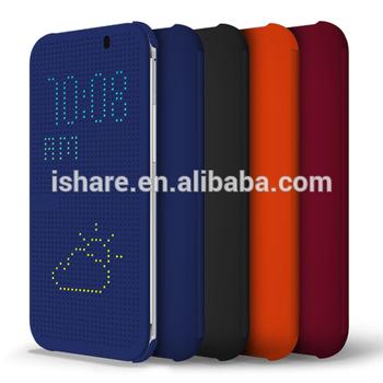 Dot view Case for HTC One M8 E8 M9 Dot view Case
