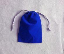 velvet packing bag/mini gift bag/shoe drawstring bag