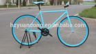 Large stock color DIY 700C fixie gear bike wholesale