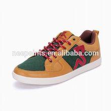 2014 new design men sneaker men skateboard shoes