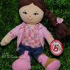 ICTI OEM customization factory/ stuffed doll/ plush baby toys