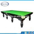 2014 novo estilo inglês mesa de snooker