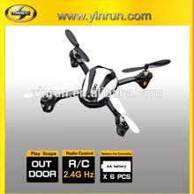 2.4G Flight toys quadcopter kit Radio Control rc quadcopter intruder ufo