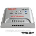 Contrôleurs de charge solaire régulateurs 30a 12 v 24 v WELLSEE WS-ALMPPT30 régulateur de tension