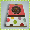 Promotional Spiral Cheap School Exercise Notebook/ Spiral exercise notebooks