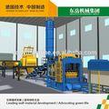 Operado hidraulicamente máquina de fazer bloco qt4-15 dongyue grupo de máquinas