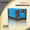 30kva China brand yangdong engine Fujian generator