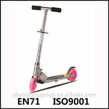 EN71 Surprising price 2 wheels children kick scooter