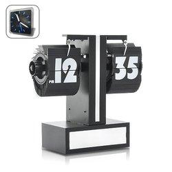 Mini Sized Retro Flip Clock - Desktop Flip Clock