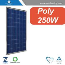 Best price per watt solar panels 250w for grid tied solar system