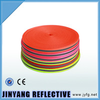 Acrylic Fluorescent Yellow Green 3M Reflective Tape For Road