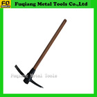 wood-plastic pickaxe for 406