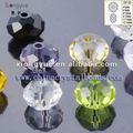 Rondelle cristal brazalete de cuentas de collar de cuentas, cuentas de cristal