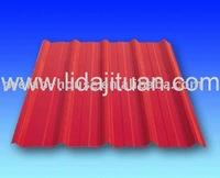 color profiled steel tile