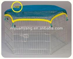 metal enclosure Folding Pet Playpen,Dog Playpen with Eight Panels
