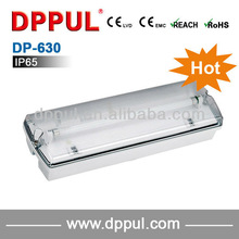 2014 Newest IP65 Bulkhead light DP630 1x8w Emergency Light