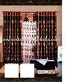 panel de patrones de la cortina