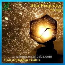 Astro Star Laser Projector DIY Cosmos Light Lamp New