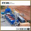 40t/h mobile small asphalt plant, mini asphalt batch plant