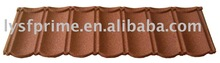 metal roof tiles stone-coated steel roofing tile