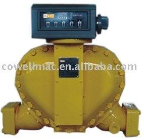 crude oil meter (bulk flow meter, bulk loading meter)
