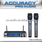 Professional Wireless UHF Microphones For Karaoke UHF-265