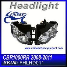 Motorcycle Headlight For HONDA CBR1000RR CBR 1000 RR 08 09 10 11 FHLHD011