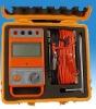 4 terminals 2000ohm li-ion battery Digital Earth resistance tester earth voltage / soil resistivity Tester