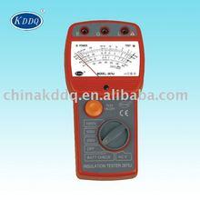 250V 500V 1000V simple model Analogue megger Insulation Tester megaohm meter