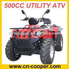 500cc Utility ATV with EEC