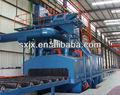 2014 caliente de la venta de granallado máquina que se utiliza para la placa de acero