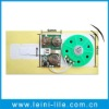 Music chip for greeting card