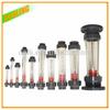 Plastic material ABS PVC liquid control water flow meter