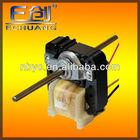 Shaded pole fan motor