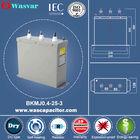 Generator Metalized Film Electric Power Capacitor 400VAC ,25Kvar