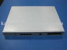Custom stamping aluminum computer case, computer accessory