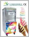 2015 de alta capacidade duplo Compressor macio máquina de sorvete