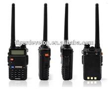 baofeng uv5r portable vhf uhf dual band handy talky