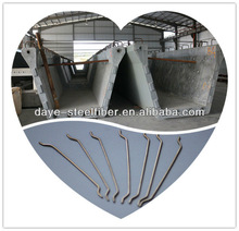 2015 new construction building matrial steel fiber