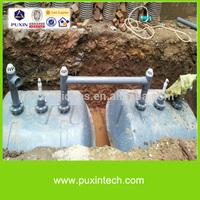 household sewage treatment system biogas septic tank