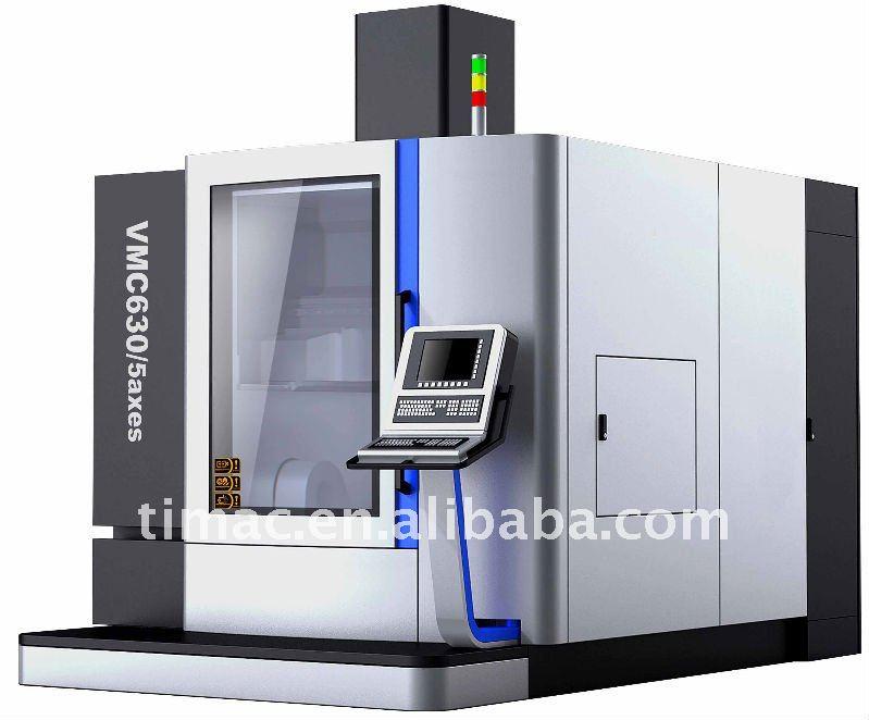 5 axis machine center