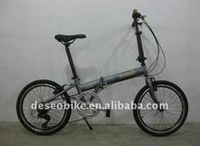 2012 deseo new type folding bike bicycle