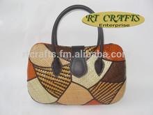 Philippine Handbag / Straw Bag / Handmade Bag