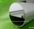 T10 led lamp tube accessories--half round light cover