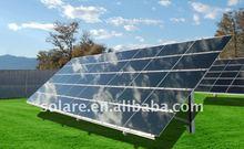 Thin film amorphous silicon solar panel 100W with CE,TUV